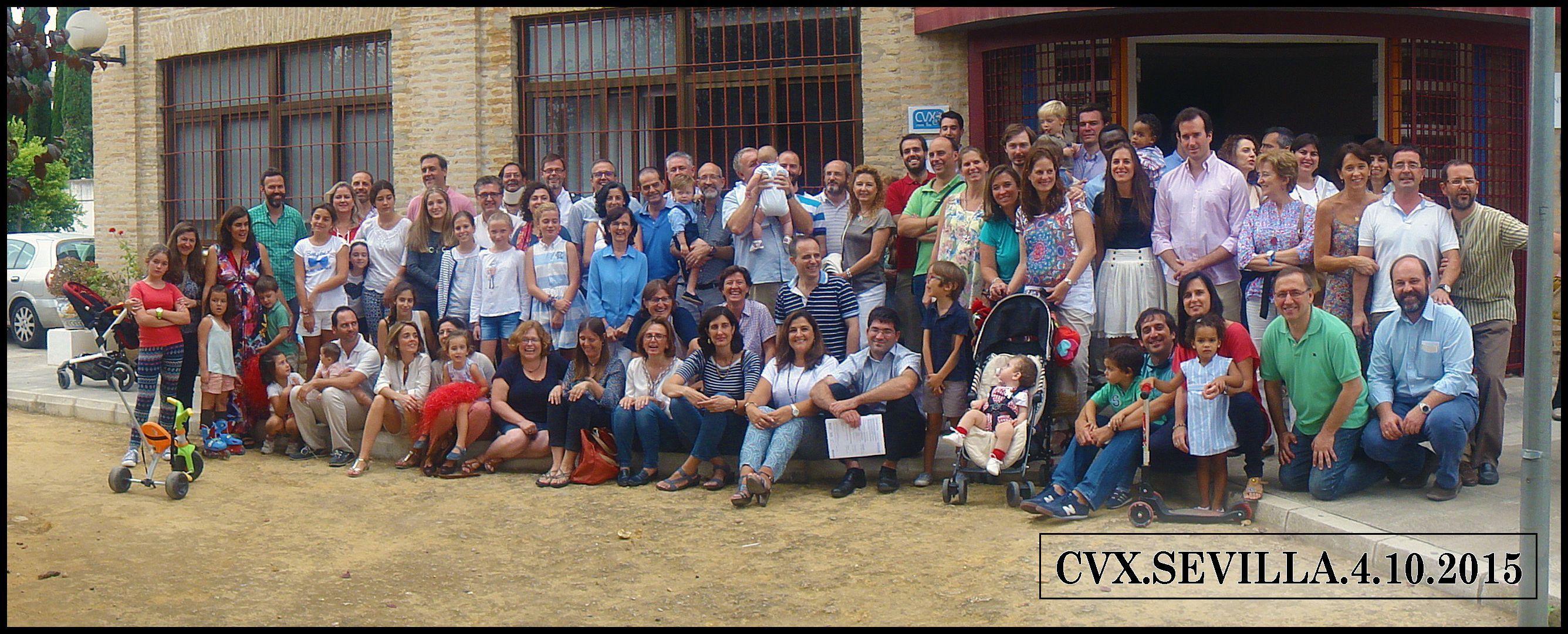 Asamblea CVX Sevilla